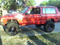 Picture of 1991 Jeep Cherokee 2-Door 4WD, exterior, gallery_worthy