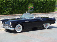 1956 Ford Thunderbird Overview