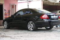 Picture of 2003 Mercedes-Benz CLK-Class CLK 320 Coupe, exterior, gallery_worthy