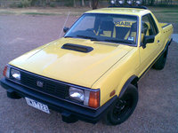 Picture of 1983 Subaru Brumby, exterior, gallery_worthy