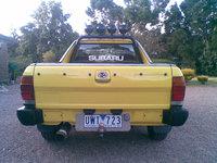 1983 Subaru Brumby Overview