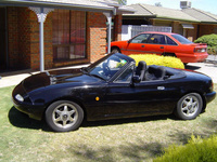 1989 Mazda MX-5 Miata Overview