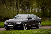Picture of 2008 Audi A5 quattro Coupe AWD, exterior, gallery_worthy