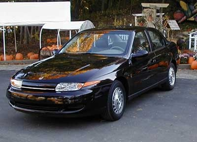 Picture of 2001 Saturn L-Series 4 Dr L200 Sedan, exterior