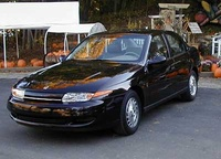 2001 Saturn L-Series 4 Dr L200 Sedan picture, exterior