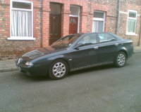 Picture of 2000 Alfa Romeo 166, exterior, gallery_worthy