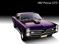 1967 Pontiac GTO, 1965 Pontiac GTO picture, exterior
