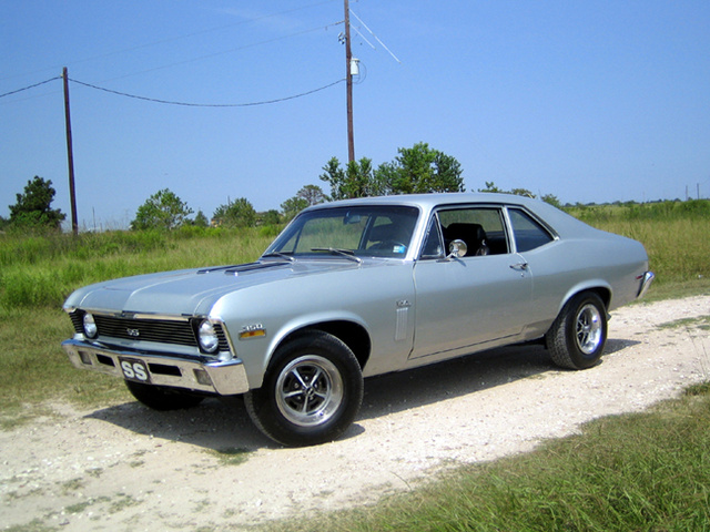 Picture of 1970 Chevrolet Nova, exterior