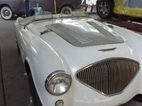1954 Austin-Healey 100, '54 Austin Healey before restoration, exterior, gallery_worthy