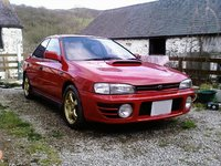 Picture of 1993 Subaru Impreza 4 Dr L AWD Sedan, exterior, gallery_worthy