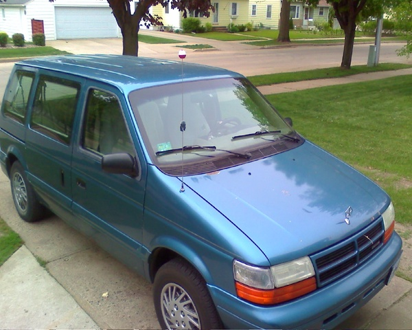 Picture of 1994 Dodge Caravan 3 Dr ES Passenger Van