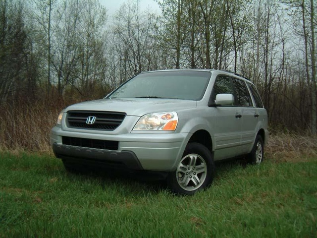 Picture of 2004 Honda Pilot, exterior, gallery_worthy