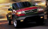 2008 Mazda B-Series Truck, front view, exterior, manufacturer