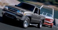 2004 Mazda B-Series Truck, 08 Mazda B-Series Truck, exterior, manufacturer
