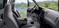 2008 Mazda B-Series Truck, front seats, exterior, manufacturer