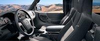 2008 Mazda B-Series Truck, steering wheel, interior, manufacturer