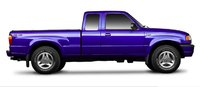 2008 Mazda B-Series Truck, side view, exterior, manufacturer