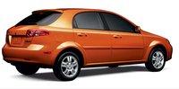 2008 Suzuki Reno, side view, exterior, manufacturer