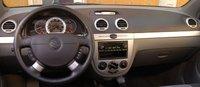 2008 Suzuki Reno, dashboard, interior, manufacturer