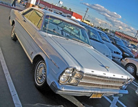 1966 Ford LTD Overview
