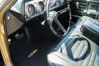 1967 Oldsmobile 442 picture, interior