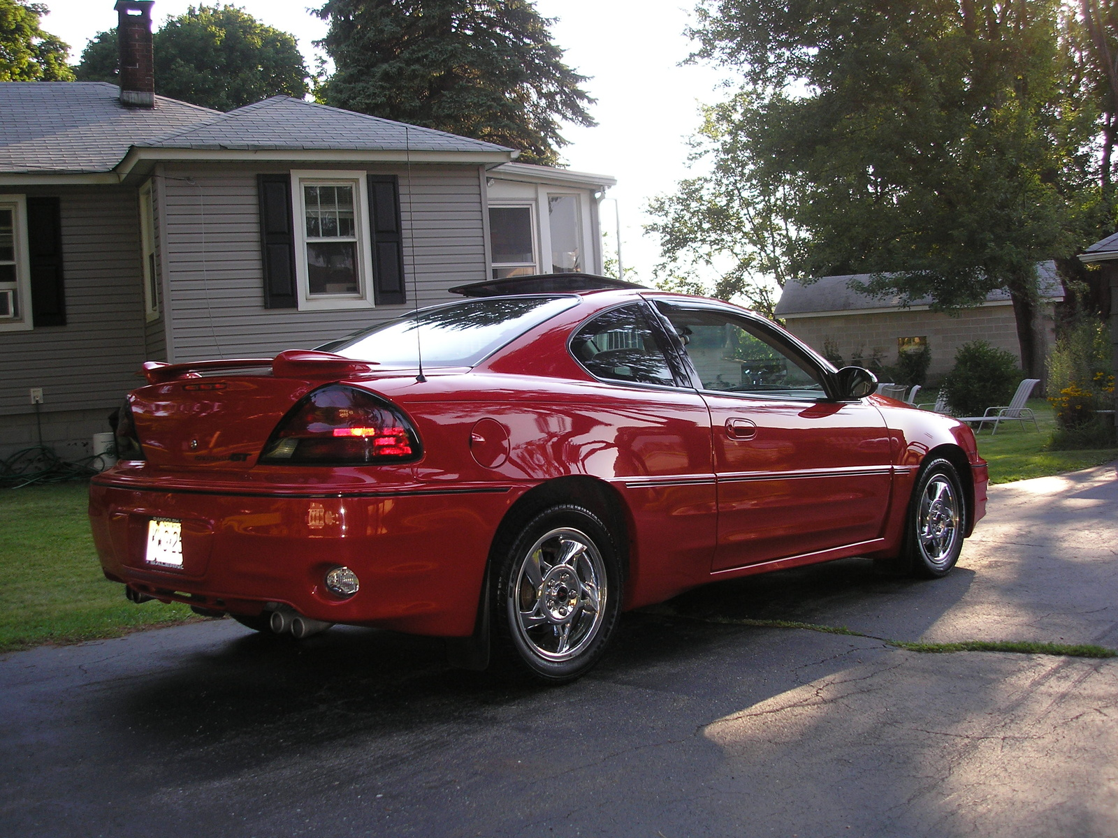 1996 Pontiac Grand Am Overview Cargurus