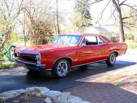 Picture of 1966 Pontiac GTO, exterior, gallery_worthy
