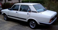 1976 FIAT 132 Overview