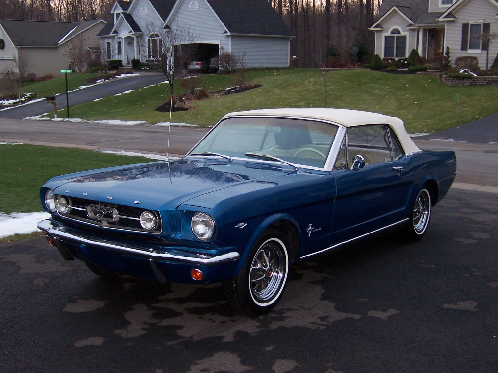 Picture of 1965 Ford Mustang, exterior