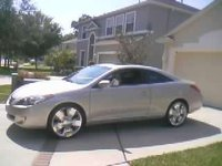Picture of 2005 Toyota Camry Solara SLE, exterior