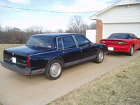 1990 Oldsmobile Ninety-Eight Touring Sedan picture, exterior