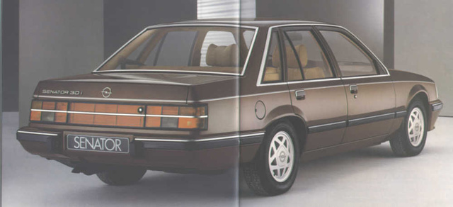 Picture of 1983 Opel Senator