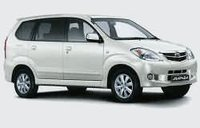 2007 Toyota Avanza Picture Gallery