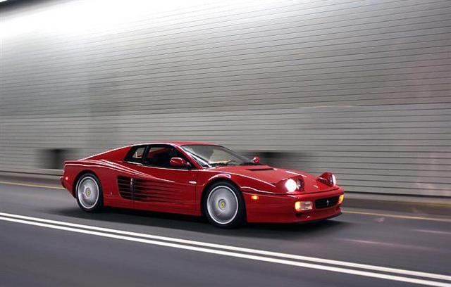 1985 ferrari testarossa wallpaper - photo #34