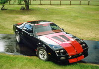 Picture of 1988 Chevrolet Camaro IROC Z, exterior