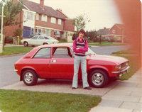 1975 Austin Allegro Overview