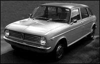 1974 Austin Maxi Overview