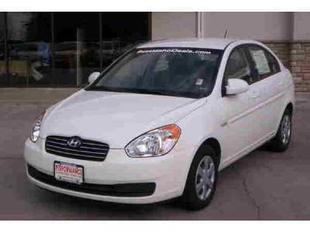 2007 Hyundai Accent 4 Dr GLS picture