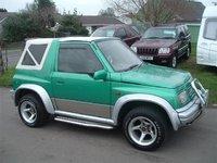 Picture Of 1999 Suzuki Vitara 16 JX 2 Door 4WD Gallery Worthy