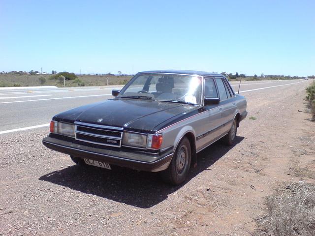 1982 Toyota Cressida