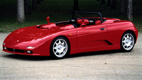 1996 De Tomaso Guara Overview