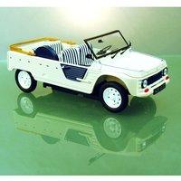 1977 Citroen Mehari Overview