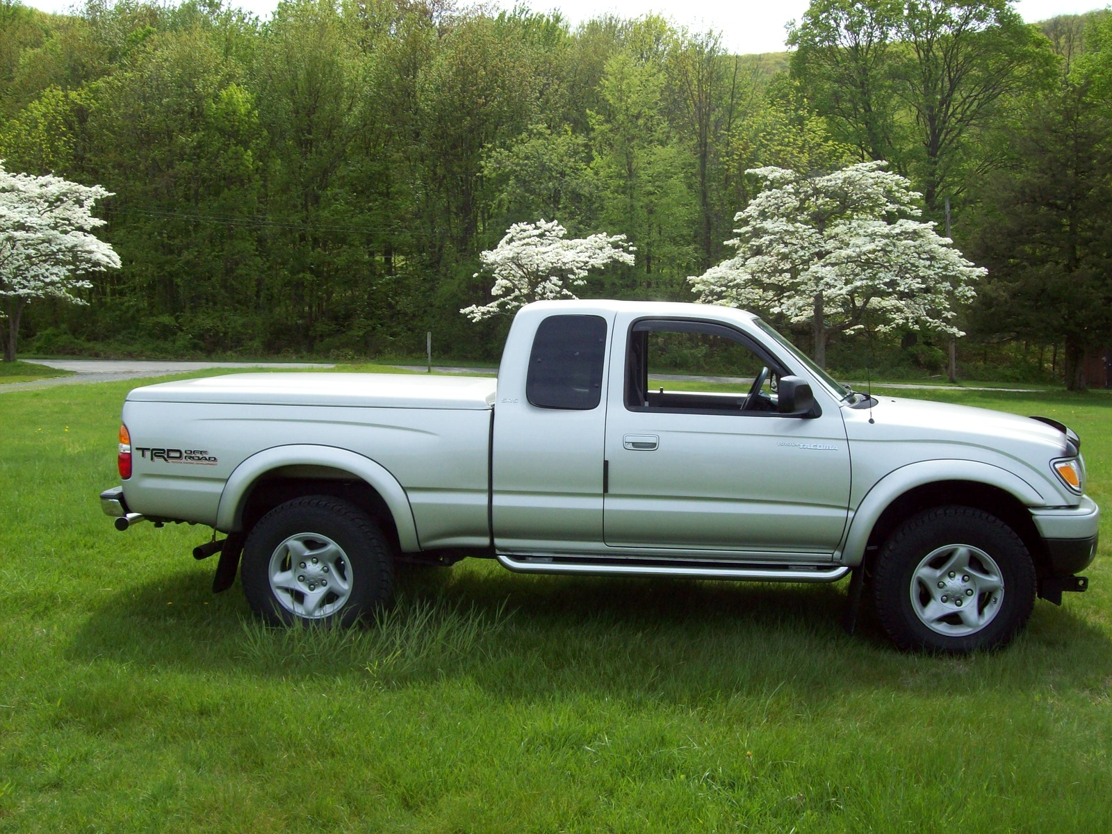 2003 Toyota Tacoma Prerunner For Sale Picture of 2002 Toyota Tacoma 2 Dr STD 4WD Extended Cab lB, exterior