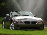 2004 BMW Z4 3.0i picture, exterior