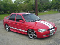Picture of 1997 Ford Escort, exterior