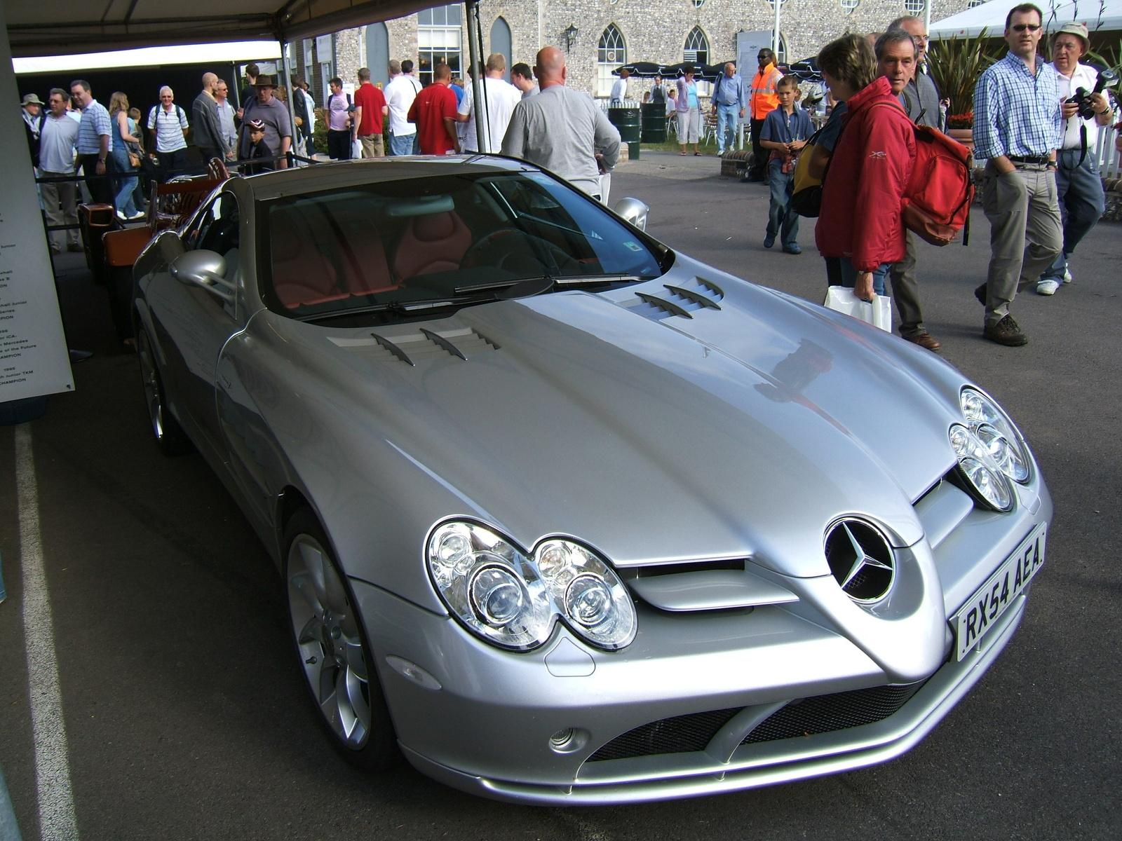 Mercedes Benz Slr Mclaren Questions Whtas The Actual