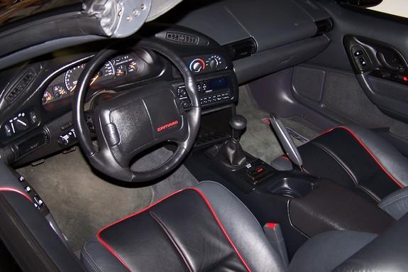 1996 chevrolet camaro 2 dr z28