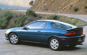 1993 Mazda MX-3 - Overview - CarGurus