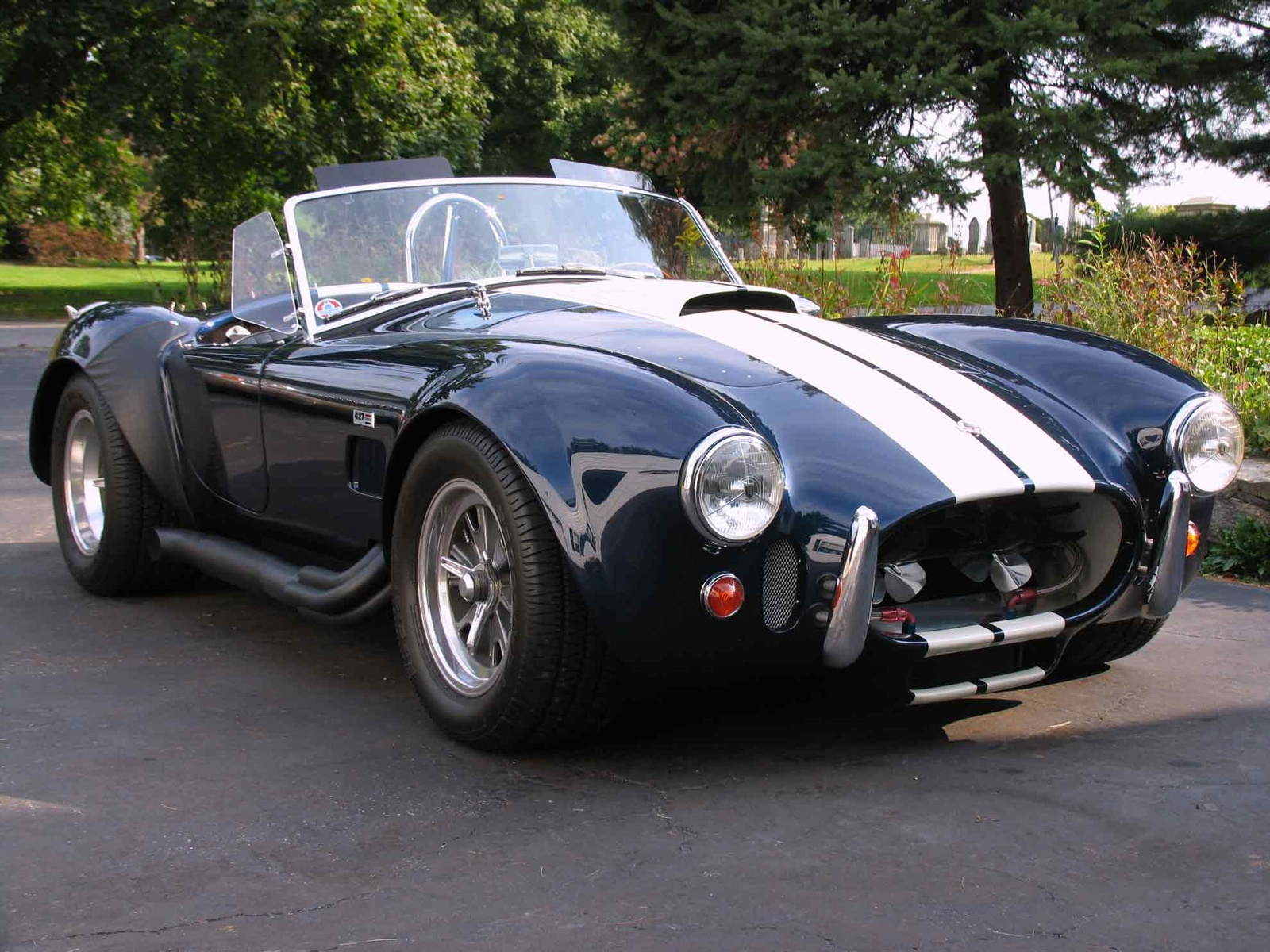 1968 shelby cobra classic automobiles. Black Bedroom Furniture Sets. Home Design Ideas