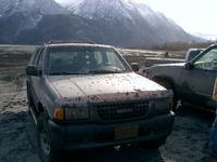 1995 Isuzu Rodeo 4 Dr LS 4WD SUV picture, exterior